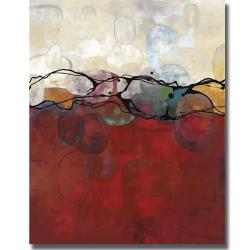 Laurie Maitland 'Retro Jewels II' Canvas Art