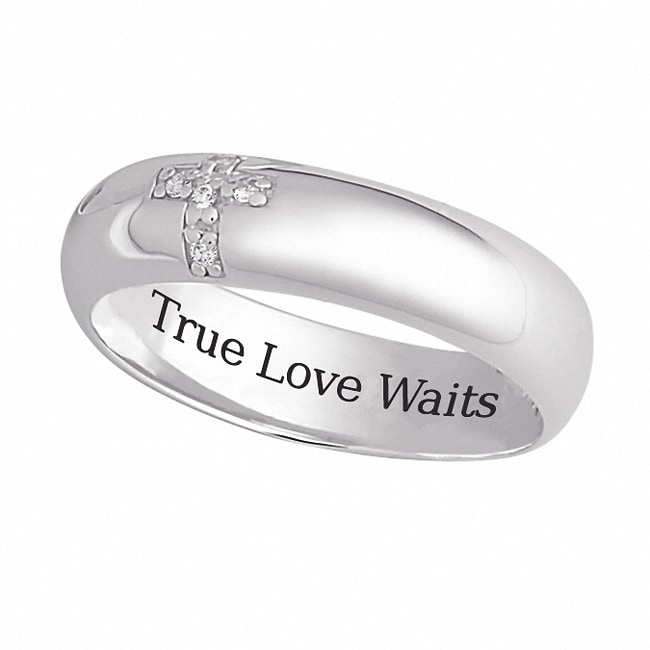 True Love Waits Rings For Her