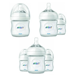 Philips AVENT 4-ounce Natural Feeding Bottle