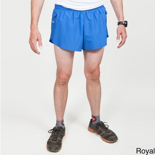 RaceReady Men's Split-side CoolMax Running Shorts