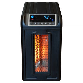 Lifesmart Slimline Compact Infrared Heater with Remote