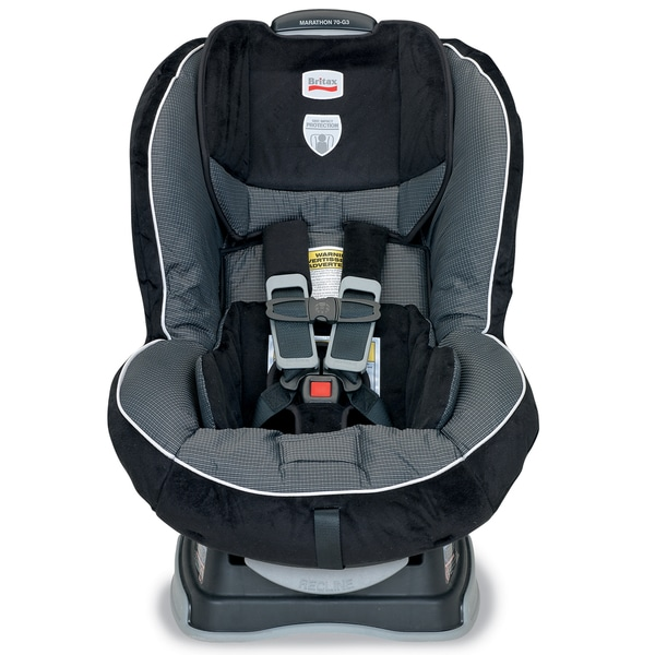 Britax Marathon 70-G3 Convertible Car Seat in Onyx