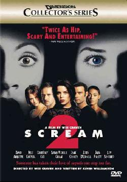 Scream 2 - Deluxe Collector's Edition (DVD)