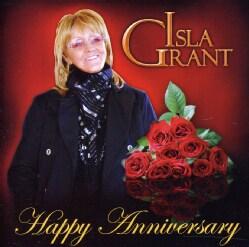 ISLA GRANT - HAPPY ANNIVERSARY