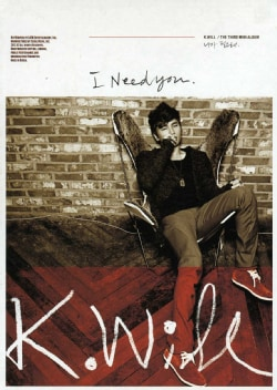 WILL K - I NEED YOU (MINI ALBUM)