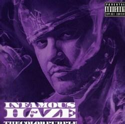 DJ HAZE - COLOUR PURPLE