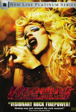 Hedwig and the Angry Inch (DVD)