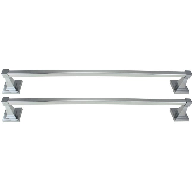 Danze Bellagio Chrome-Finish Towel Bar Set