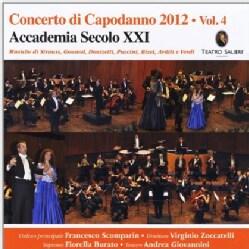 ACCADEMIA SECOLO 21 - CONCERTO DI CAPODANNO 2012 VOL. 4