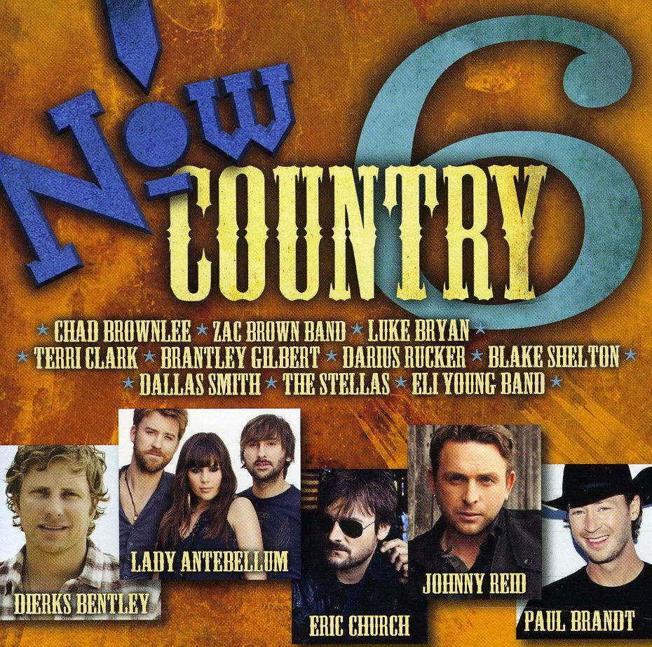 NOW COUNTRY 6 - NOW COUNTRY 6