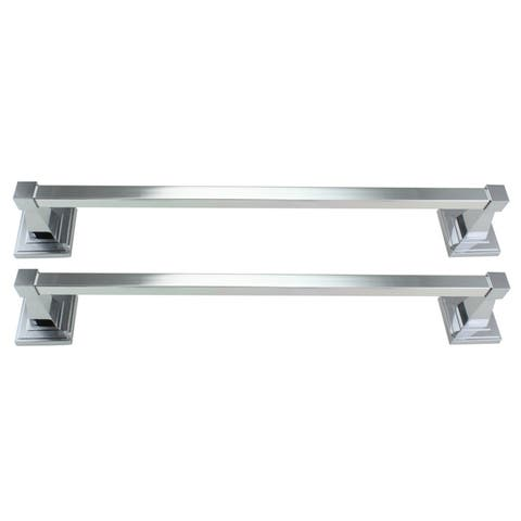 Danze Bellagio Chrome Towel Bar Set