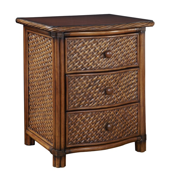 Marco Island Night Stand By Home Styles Free Shipping