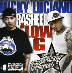 LUCKY LUCIANO/RASHEED/LOW G - FAMILY BUSINESS