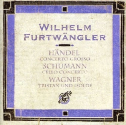 BERLIN PHILHARMONIC/FURTWANG - CONCERTO GROSSO/CELLO CONCER