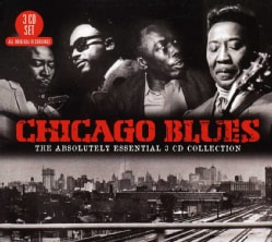CHICAGO BLUES - ABSOLUTELY ESSENTIAL 3CD COLLECTION