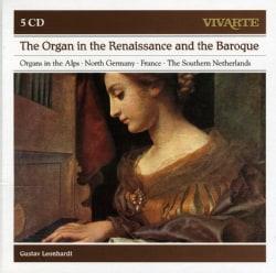 Various - The Organ in Renaissance & Baroque