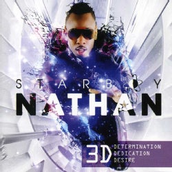STARBOY NATHAN - 3D DETERMINATION DEDICATION DESIRE
