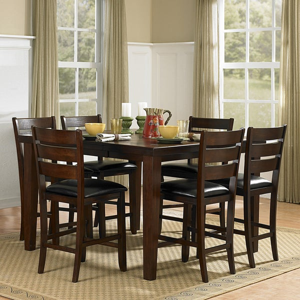 Camden 7 Piece Counter Height Set
