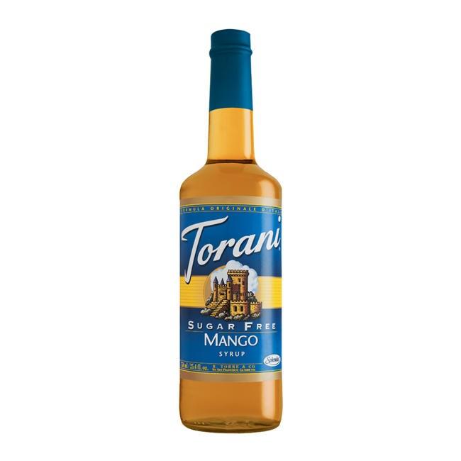 Torani Sugar Free Mango Syrup (Case of 12)