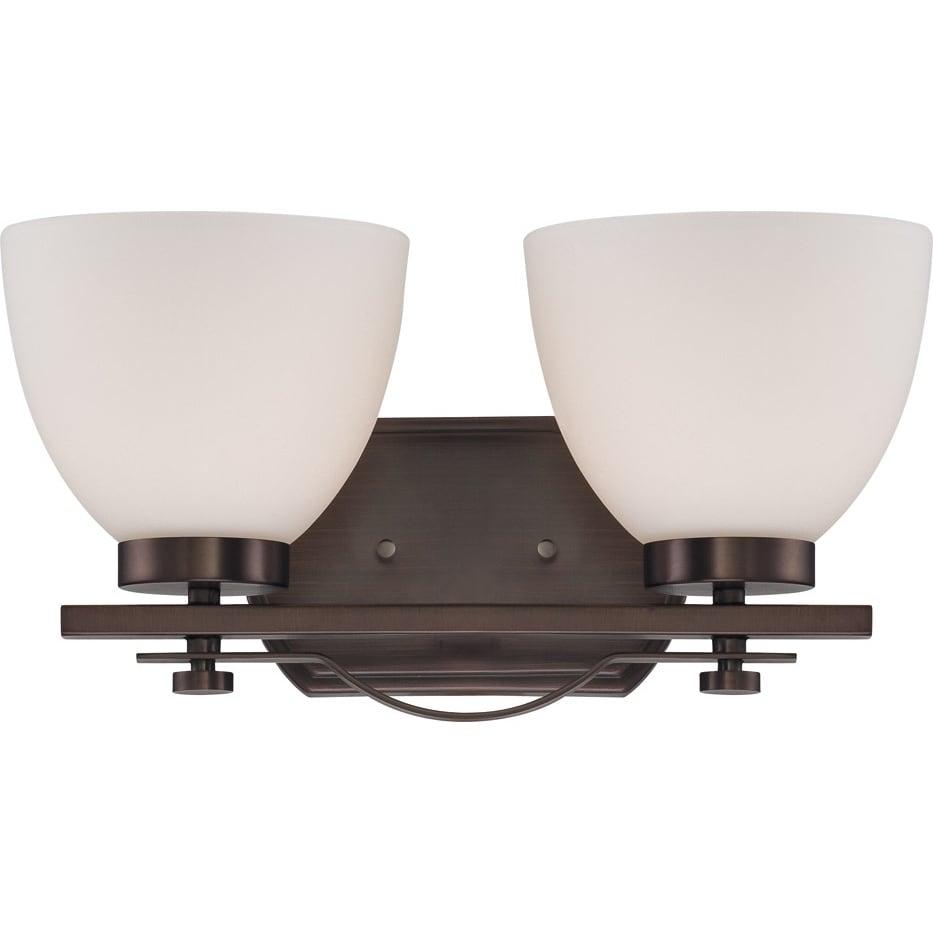 Buy vanity lights wall lights online at overstock our best lighting deals