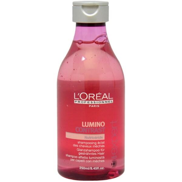 L'Oreal Serie Expert Lumino Contrast 8.45-ounce Shampoo