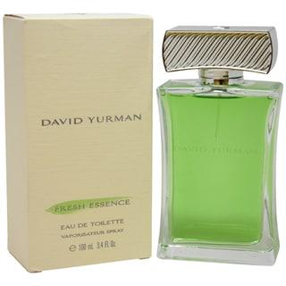 David Yurman Fresh Essence Women's 3.4-ounce Eau de Toilette Spray