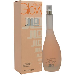 Jennifer Lopez Glow Women's 3.4-ounce Fruity Eau de Toilette Spray