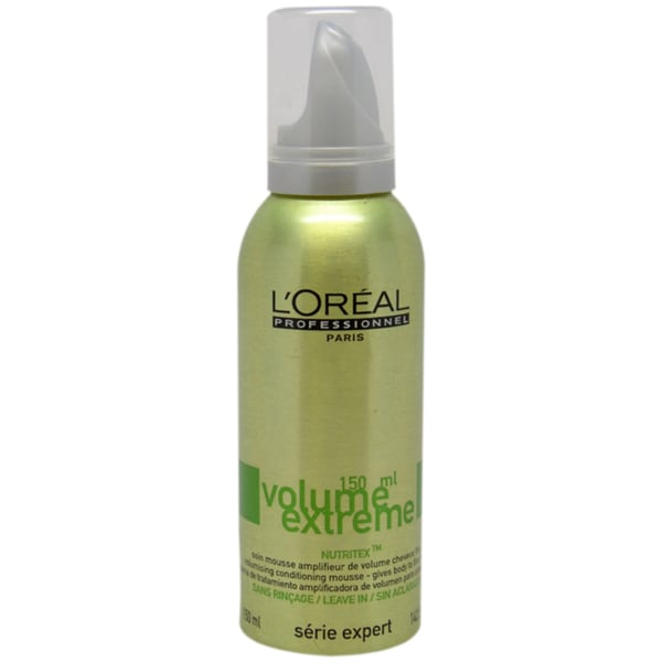 L'Oreal Volume Extreme 5-ounce Mousse