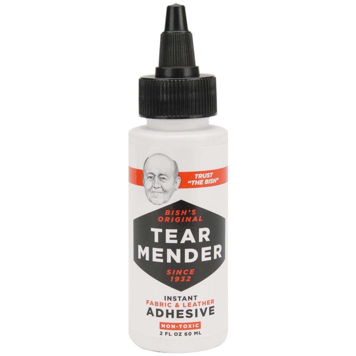 Tear Mender Instant Fabric & Leather Adhesive-2 Ounces (2...