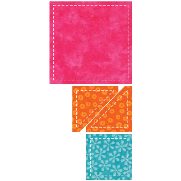 GO! Baby Fabric Cutting Dies-Small Value Die