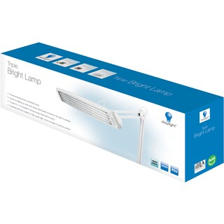 Daylight Triple Bright Lamp-White