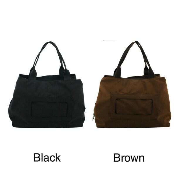 Nylon Tote/Weekender Bag