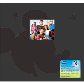 Disney Mickey Postbound Album 12X12-Family