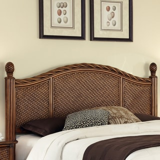 marco island queenfull headboard by home styles
