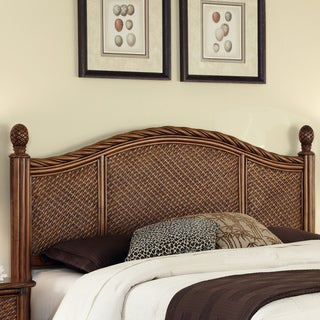 Marco Island Queen/Full Headboard by Home Styles - Thumbnail 0