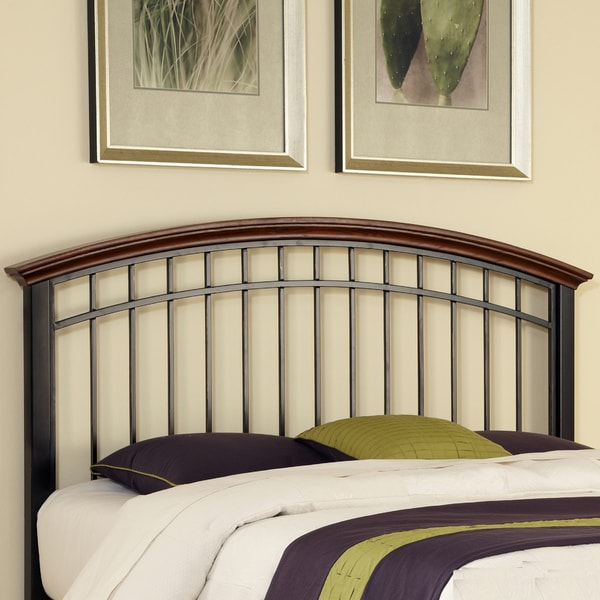Home Styles Modern Craftsman King/ California King Headboard