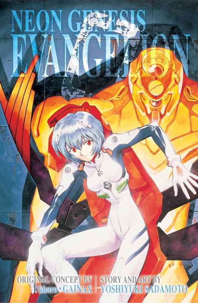 Neon Genesis Evangelion 2: 3-in-1 Edition (Paperback)