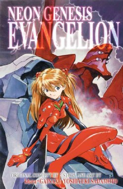 Neon Genesis Evangelion 3: 3-in-1 Edition (Paperback)