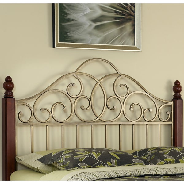 St. Ives King/ California King Headboard by Home Styles
