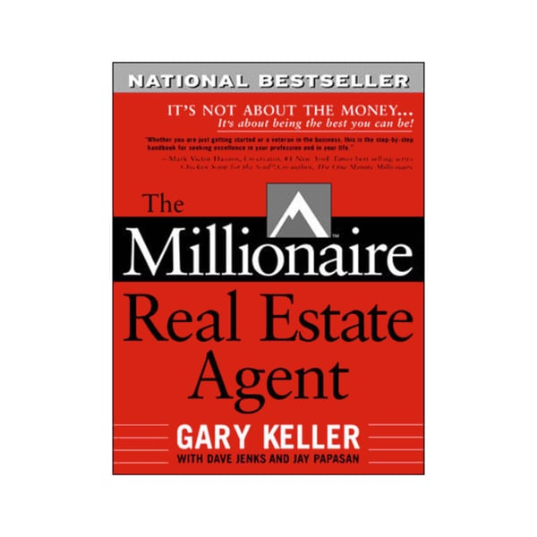 The Millionaire Real Estate Agent (Paperback)