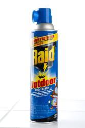 Raid Outdoor 17.5 oz Ant & Roach Killer (Pack of 4) - Thumbnail 2