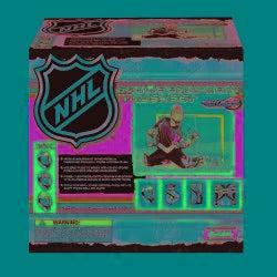 NHL Mini Hockey Goalie Equipment/ Mask Set - Thumbnail 2