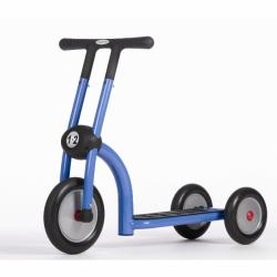 Italtrike Blue Pilot 100 Series 3-wheeled Scooter