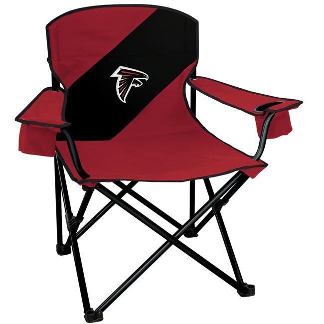 Atlanta Falcons Mammoth Nylon Chair Free Shipping On