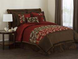 Lush Decor Lila 8-piece Comforter Set - Thumbnail 2