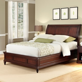 lafayette queen sleigh bed by home styles - Queen Sleigh Bed Frame