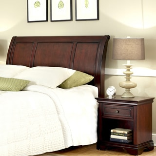 Home Styles Lafayette Headboard and Night Stand