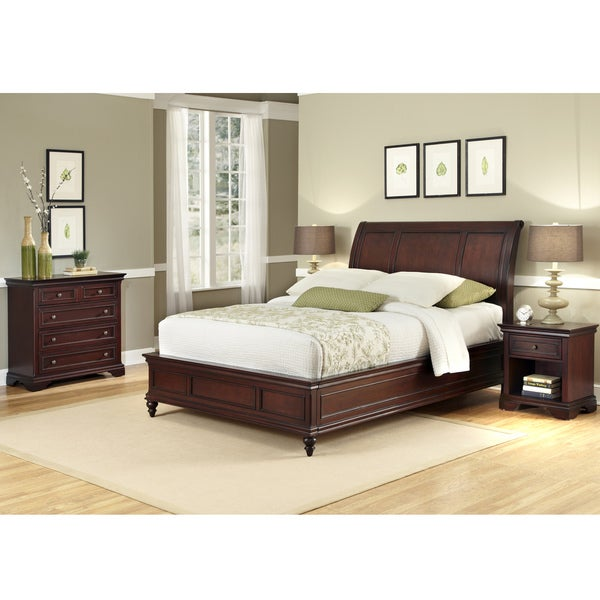 Lafayette Queen Bedroom Set By Home Styles