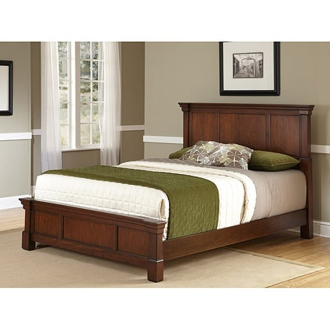 The Aspen Collection King Bed