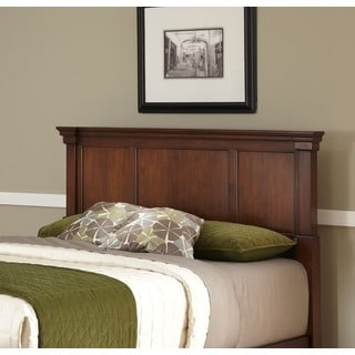 Home Styles The Aspen Rustic Cherry Collection King/California King Headboard